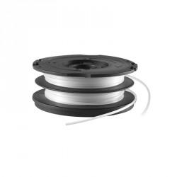 Mosor cu 2 fire de nylon Black+Decker 2x6m Reflex Plus - A6495