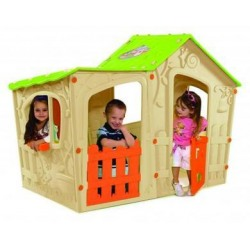 Casuta copii Curver Magic Vila House