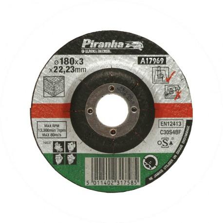 Disc taiere piatra Black+Decker F41 180X3 - A17969