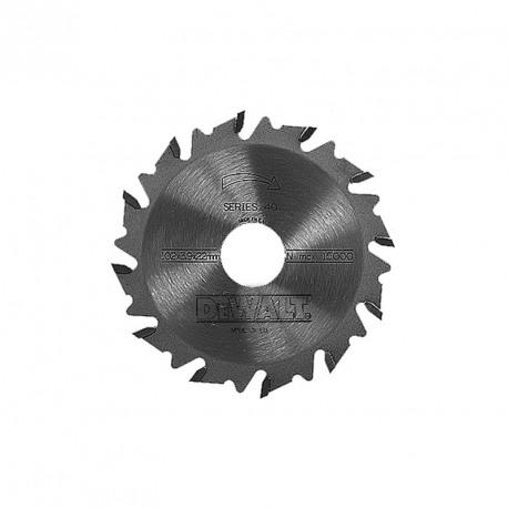 Disc DeWALT DT1306 masina imbinat biscuiti 102x22mm 12Z