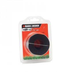 Fir nylon pentru trimmer Black+Decker 30m - A6046