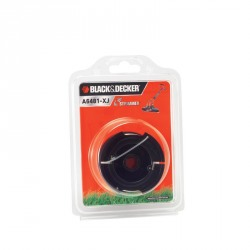 Mosor cu fir nylon Black+Decker 10m Reflex - A6481