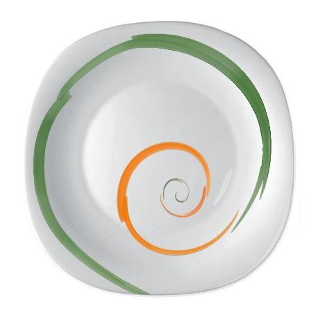 Platou intins opal Bormioli Parma Aquarello 31 cm