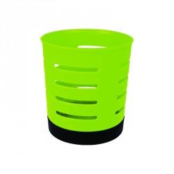 Uscator tacamuri vertical rotund Curver 14.2 x 15.5 cm verde