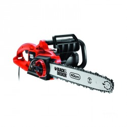 Fierastrau electric  cu lant Black+Decker 1600W. 40cm cu intinzator + lant suplimentar -GK1640TX