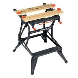 "Banc de lucru Black+Decker 775/595 mm ""Workmate"" -  WM550"