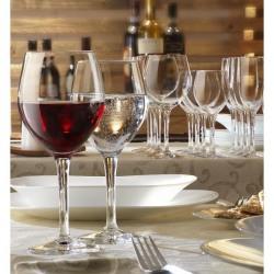 Set 12 pahare goblet Bormioli New Kalix 348 ml