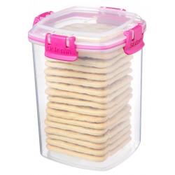 Cutie alimente din plastic dreptunghiulara inalta Sistema ACCENTS 0.9L
