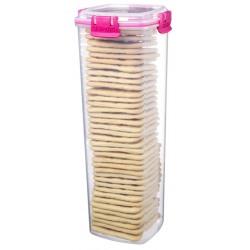 Cutie alimente din plastic dreptunghiulara inalta Sistema ACCENTS 1.85L