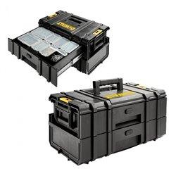 DWST1-70728 - Cutie TOUGH SYSTEM cu 2 sertare DS250