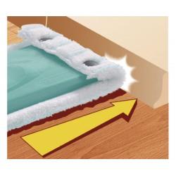 Rezerva mop rotativ plat Leifheit Clean Twist System Micro Duo M