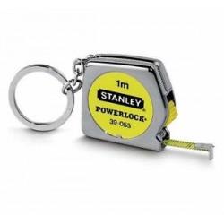 Ruleta PowerLock tip breloc de 1 m Stanley  - 0-39-055