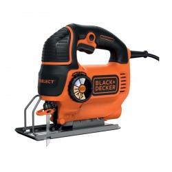 Ferastrau pendular 620W auto-select +kitbox Black&Decker- KS901SEK