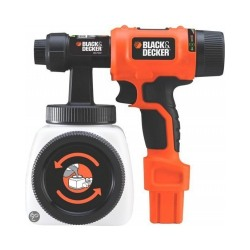 Fine Spray Pistol Black+Decker - BDPSA05