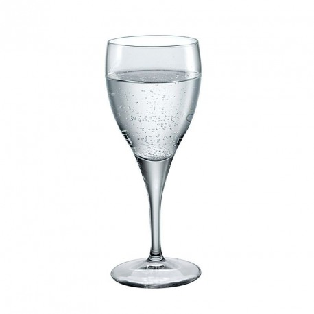 Set 3 pahare apa Bormioli Fiore 245 ml