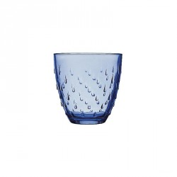 Set 6 pahare vin Bormioli Niagara albastru 190 ml