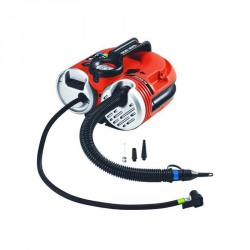 Compresor auto Black+Decker 11bar AC/DC 12V/230V - ASI500