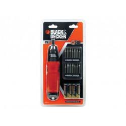 A7073 - Set surubelnita cu baterii + accesorii