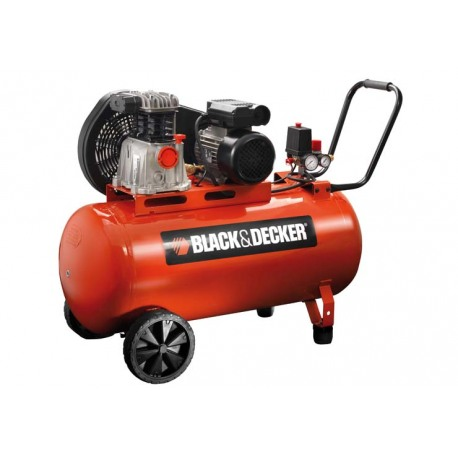 BD 320/50-3M - Compressor 50L 3 HP 10 Bar transmisie pe curea