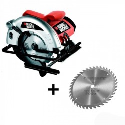 Fierastrau circular Black+Decker 1100W - CD601A