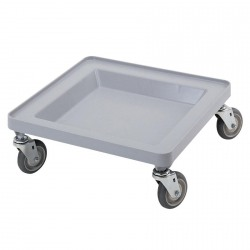 Carucior gri transport rack Cambro Camdolly CDR2020151