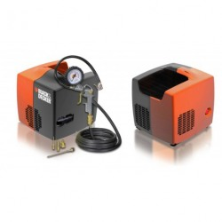 Compresor fara ulei 1.5Hp/1.1kw 8bar/116 PSI - CUBO