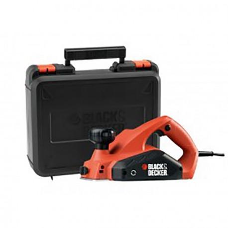 Rindea electrica Black+Decker KW712KA 650 W 2mm valiza