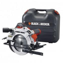 Ferastrau circular Black+Decker 1600W 65mm 190x16mm - KS1600LK Catalog produse   Produse
