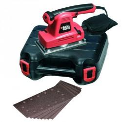 Slefuitor cu vibratii Black+Decker 310W foaie 115x280mm - KA274EKA
