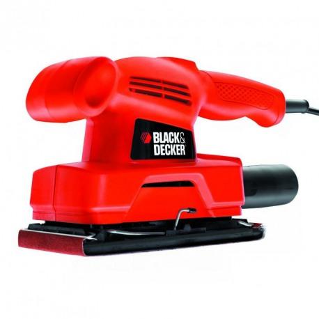 Slefuitor cu vibratii Black+Decker 135W foaie 92x230mm - KA300