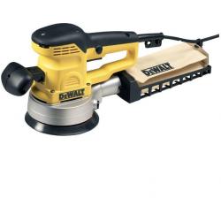 Slefuitor rotativ cu excentric Dewalt 400W 150mm - D26410