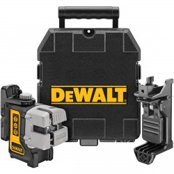 DW089K - Laser multilinie cu 3 raze (orizontala, verticala si laterala)