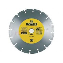 Disc diamantat segmentat 2.3x22.2x230mm