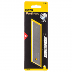 0-11-725 - LAME SEGMENTATE FatMax 25 mm x 5 pcs