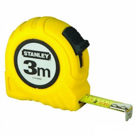 0-30-487 - Ruleta Stanley 3m - ambalaj individual