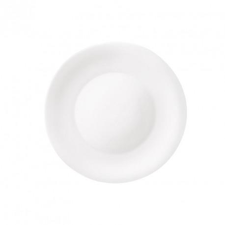 Platou opal Bormioli White Moon 31 cm