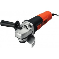 Polizor unghiular 900w 125mm No Volt  Black+Decker - KG912