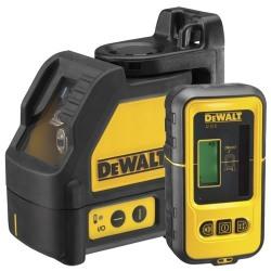 Nivela laser cu detector de exterior DeWalt - DW088KD