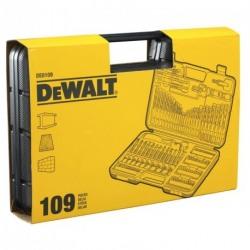 Set 109 accesorii-promo DeWalt - DE0109