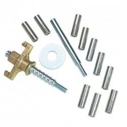 Set fixare beton pentru D215821/D215831 DeWalt - D215825