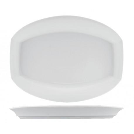 Platou oval portelan Ionia Cosmos 33 cm