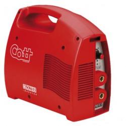 COTT135E - Invertor sudura 125 A  electrod 1,6-3,25mm 3,5Kg