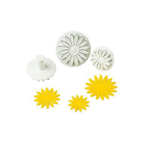 Decupator aluat forma floarea soarelui Matfer