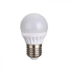 Set 3 becuri led lumina calda 6W E27 480LM CVMORE - E27.00139