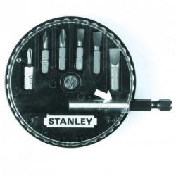 Set 6 varfuri de surubelnita PH lata Stanley - 1-68-735