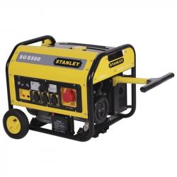 SG 6500 - Generator Stanley 6500W