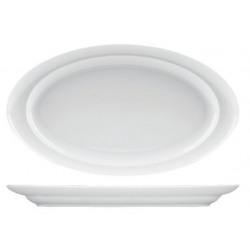 Platou oval portelan Yalco Buffet 40 cm