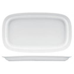 Platou rectangular portelan Yalco Buffet 50 cm