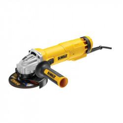Polizor unghiular 125 mm 1000W No Volt DeWalt - DWE4207