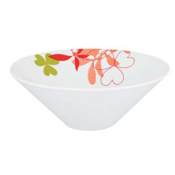 Bol salata portelan Yalco Conik 23Cm